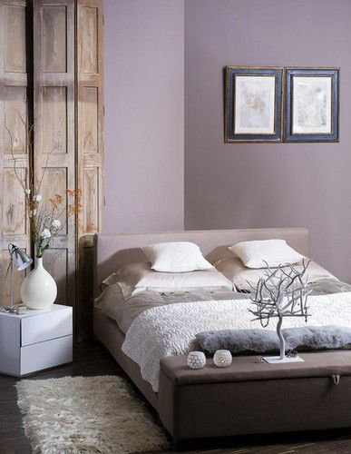 I love neutrals! Future Home Pinterest Guest rooms, The purple