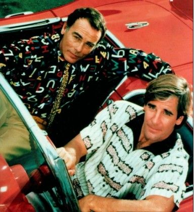 Quantum Leap. (1989 to 1993).  Former scientist Sam Beckett finds himself trapped in time due to an experiment gone awry, leaping into the body of a different person each week. Al Calavicci, at first known only as The Observer, is Sam's holographic adviser - he provides Sam with some details about his new identity and guidance.
