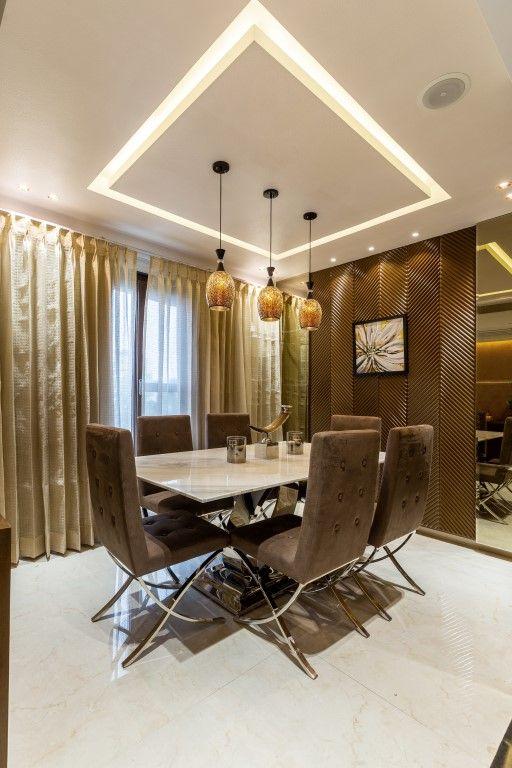 Simple Apartment Design Ceiling Design Living Room Simple