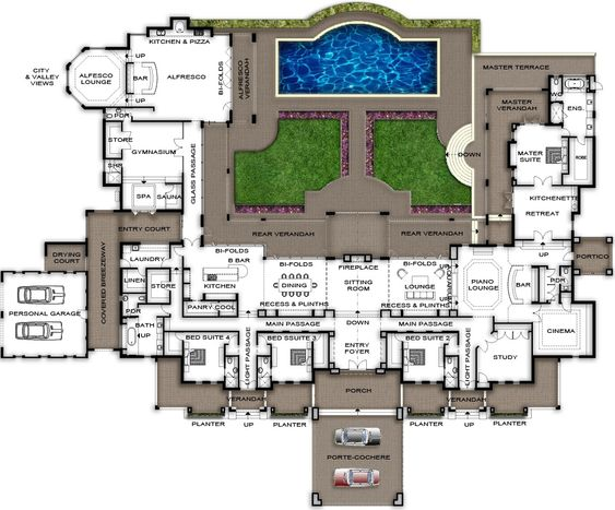 split level home design plans perth view plans of this