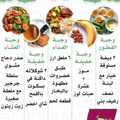 نظام صحي لأصحاب الريجيم ريجيم اكلات صحيه اكلات صحية وزن مثالي صحة جمالك نصائح جهاز عروس عروس جزائري Health Facts Food Health Diet Healthy Recipes