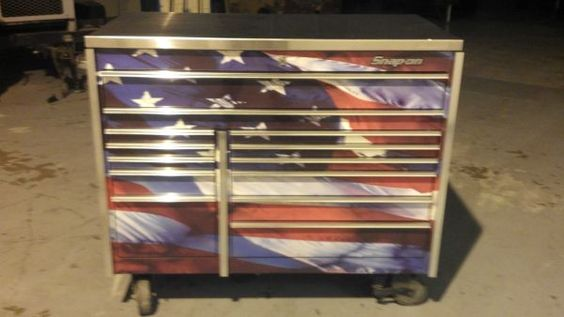 Tool box, American flag and Flags on Pinterest