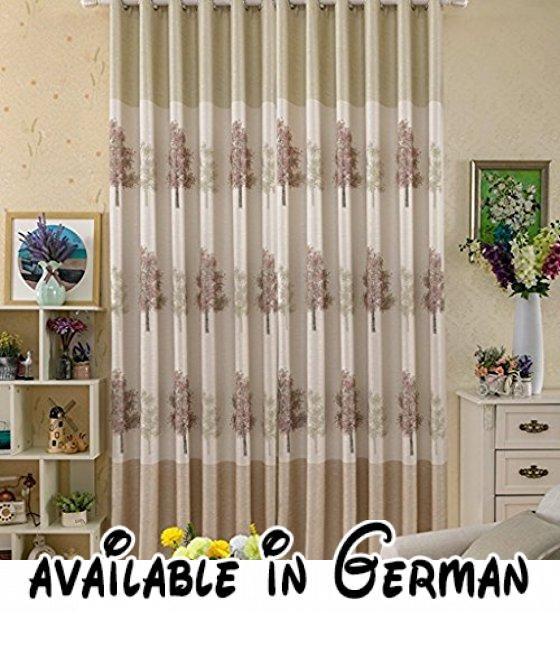 Met Love Boden Vorhänge Schlafzimmer Vorhänge Blackout Ready Made - vorhänge für schlafzimmer