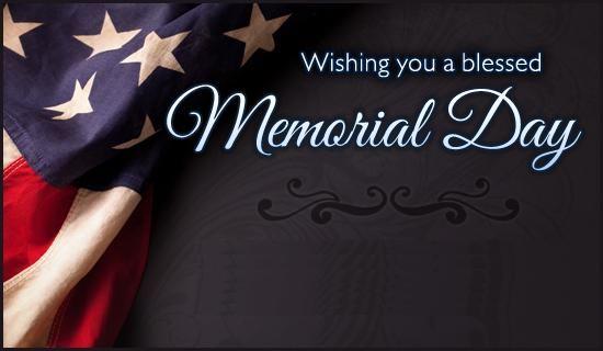 memorial day greeting