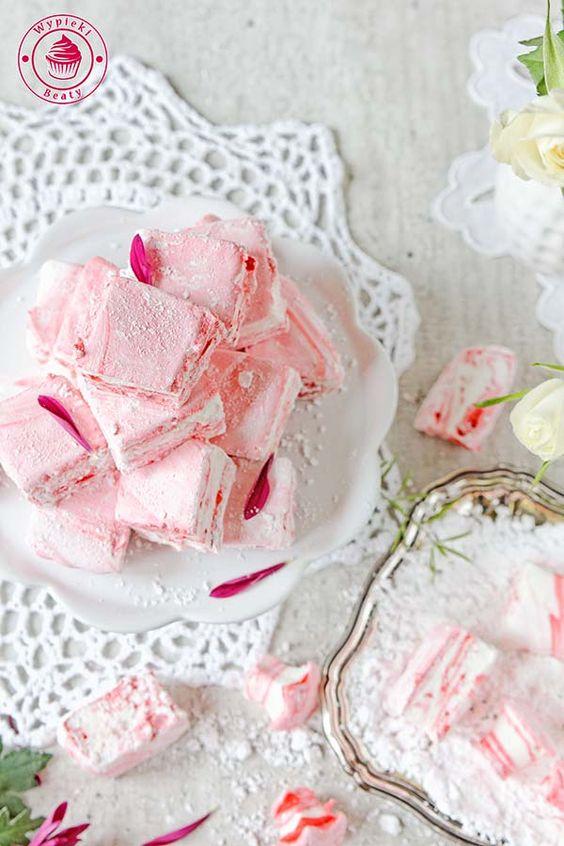 Pianki Marshmallows Przepisy Wypieki Beaty Recipe Marshmallow Dragon Fruit Fruit