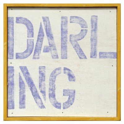 Sugarboo Designs Little Print Darling from @LaylaGrayce #laylagrayce #sugarboo #vintage #sign