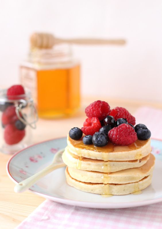 Feeling taste!: American pancakes/американские панкейки)