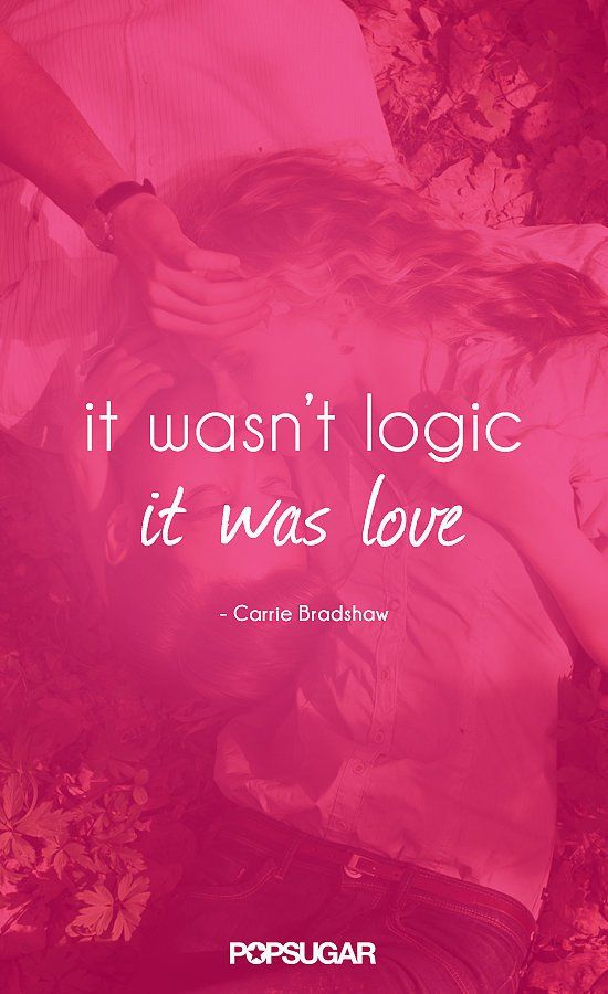 Pin for Later: Carrie Bradshaw's beste Zitate