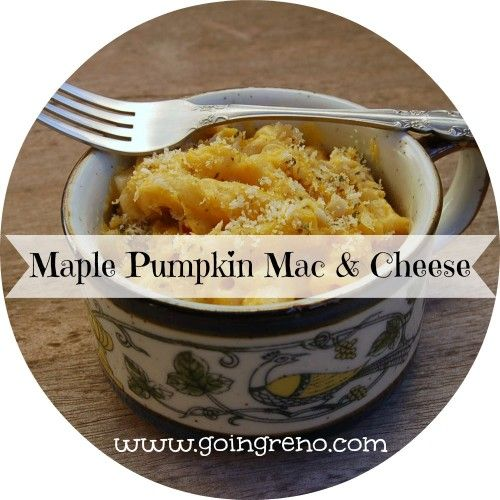 Pumpkins, Mac and Cheese on Pinterest