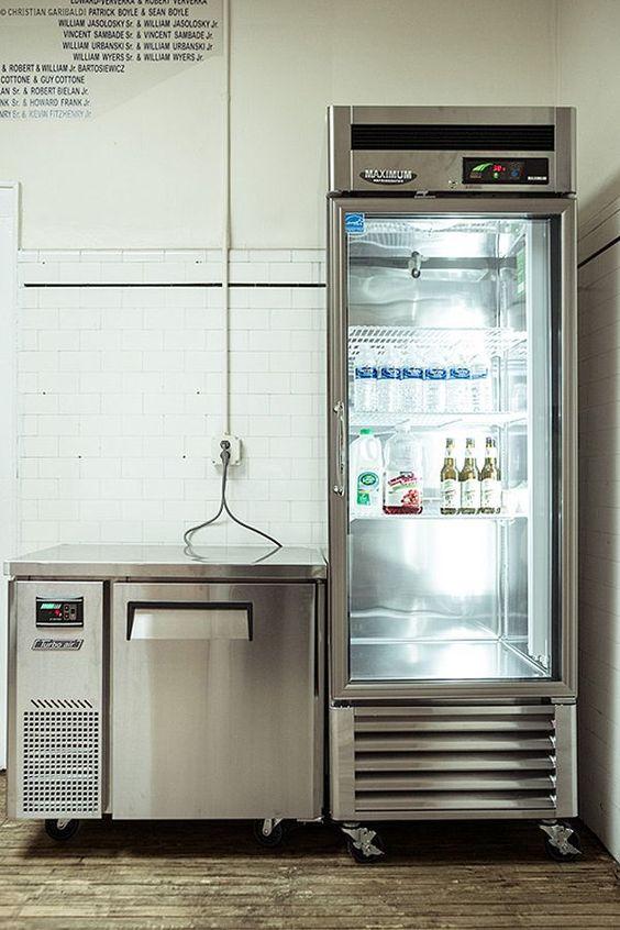 The fridge :)