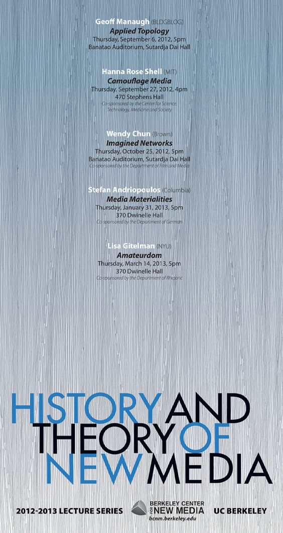 art history lecture poster - Google Search