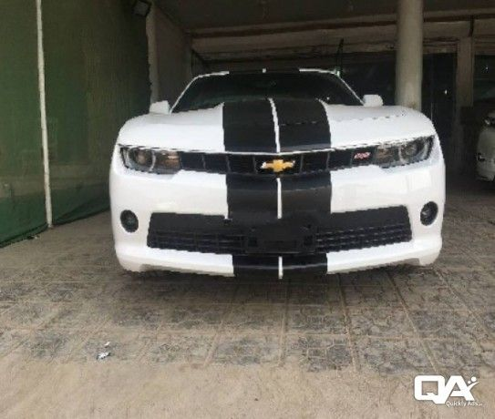 Https Www Quicklyads Pk Chevrolet Camaro 2014 For Sale In