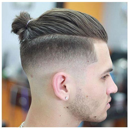 19 Beste Manner Brotchen Frisuren Haarschnitt Herrenfrisuren Frisuren