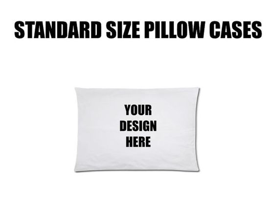 CUSTOM BOOK BOYFRIEND Standard Pillow Case by BBFBoutique on Etsy