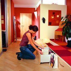 podest mit schubladen selbst bauen wohnung m bel pinterest. Black Bedroom Furniture Sets. Home Design Ideas