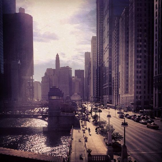 Chicago River -- <3 Chicago!