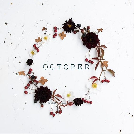 Hello October Dda2a0beb46146b979d335d237016cdb