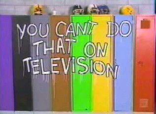 on Nickelodeon!