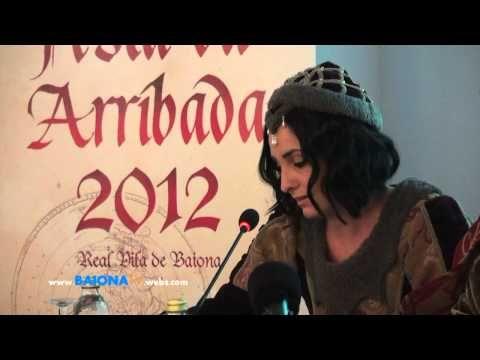 BAIONATV - Fiesta de la Arribada 2012 - YouTube