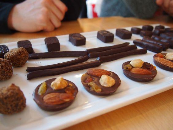 belgium chocolate