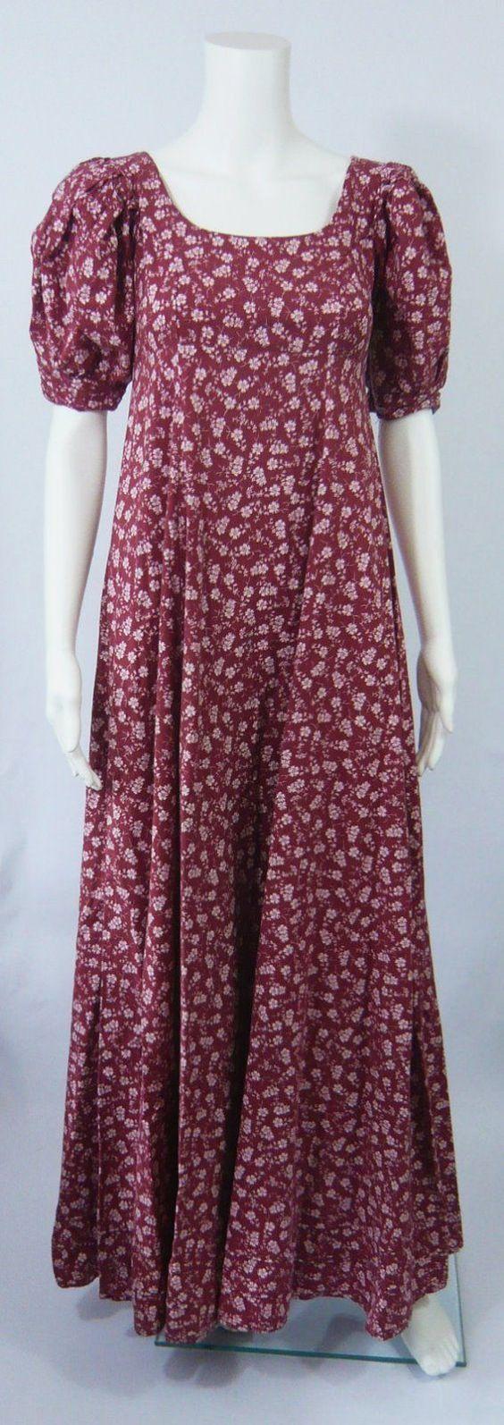 @isabellegeneva Laura Ashley vintage Regency style Dress - Lost in Jane Austen??? | eBay