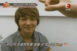 Hahahaha you cutie ^^