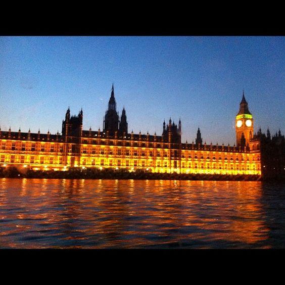 Palace of Westminster ~ London~ UK
