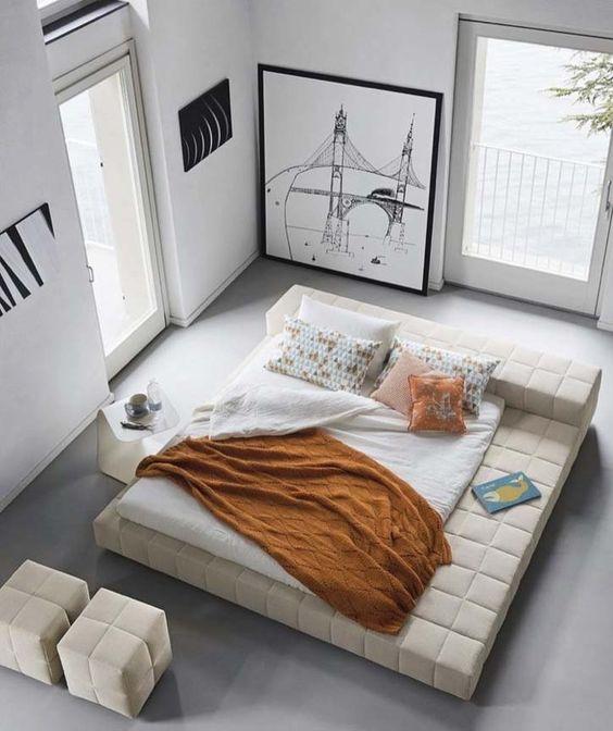 stylish living // bedroom // interior // home decor // urban suites // city suite // urban men // city boys // travel //