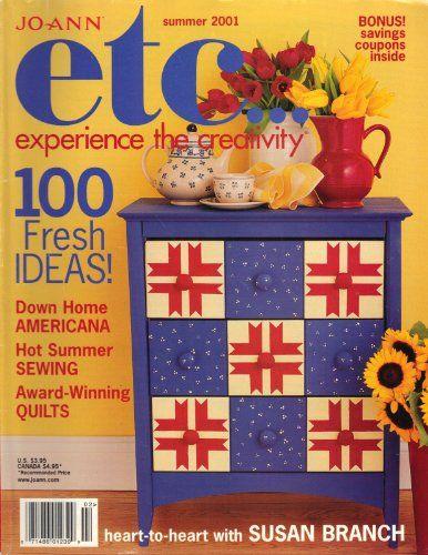 Jo-Ann Etc... Magazine (Summer 2001) by Joy McKeon