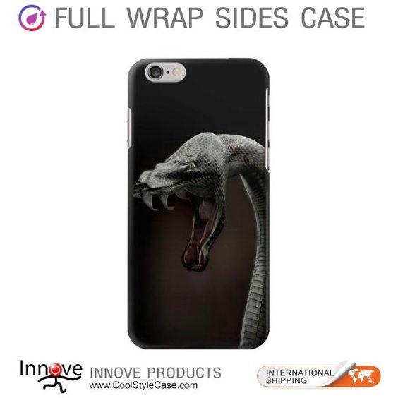 Black Mamba Snake IPHONE 6 Case