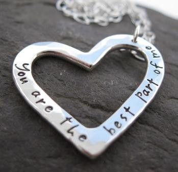 Hey, I found this really awesome Etsy listing at https://www.etsy.com/listing/65899188/journal-heart-pendant-sterling-silver