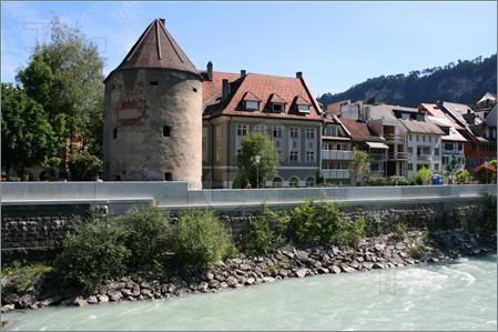 Feldkirch, Austria...