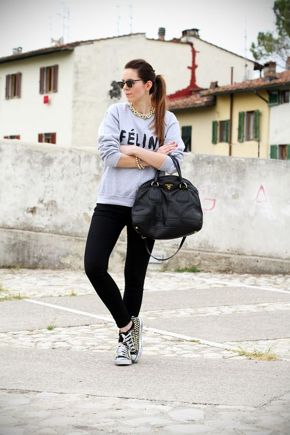 celine handbag online shop - fashion #fashionista @Irene Colzi celine | feline | felpa cool ...