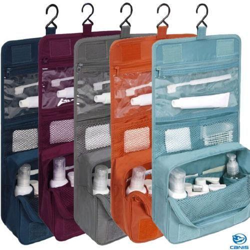 Avatar The Last Air Bender Four Elements Lightweight Large Capacity Portable Luggage Bag Hanging Organizer Bag Makeup Bag