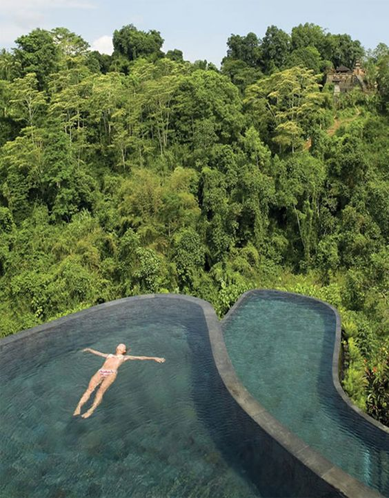 Style, Pools and Natural on Pinterest