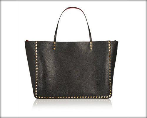 Rockstud Trapeze Bag by Valentino