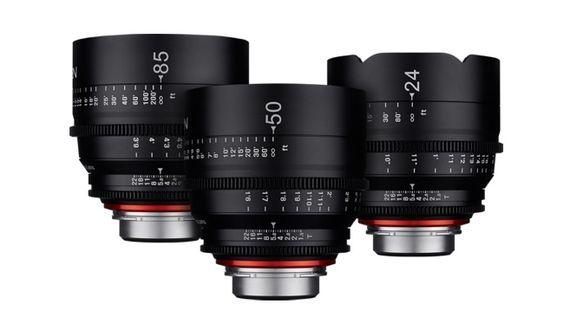 Redshark News 2450 Pl Mount Lenses Launch From Rokinon Camera Hacks Camera Lens Lens