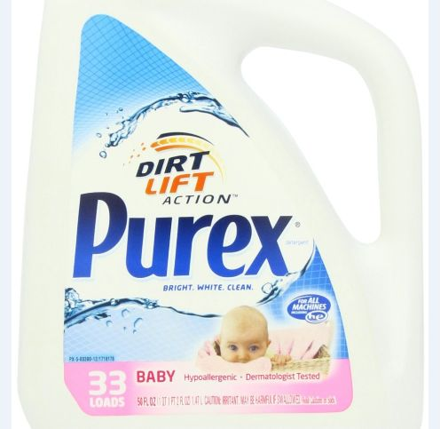 Baby laundry detergent coupons