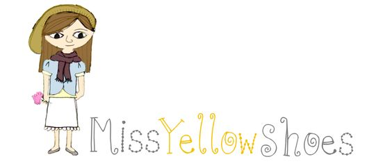 Miss Yellow Shoes