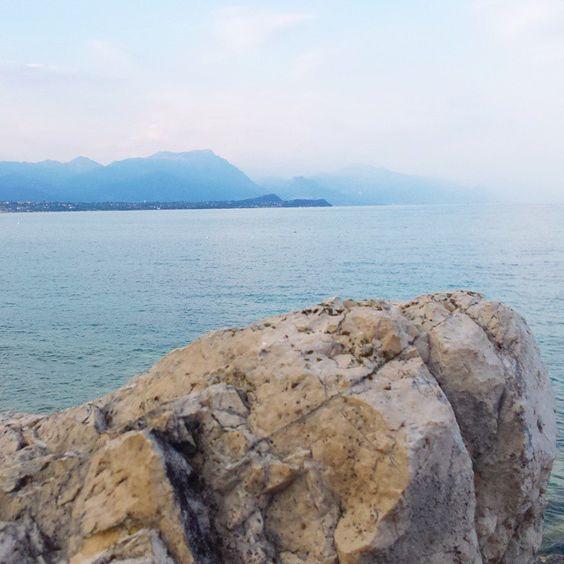 Lac de Garde - Instagram by jepapote