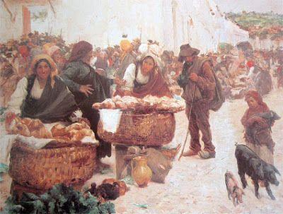 Do Tempo  da Outra Senhora: O pão na gíria popular
