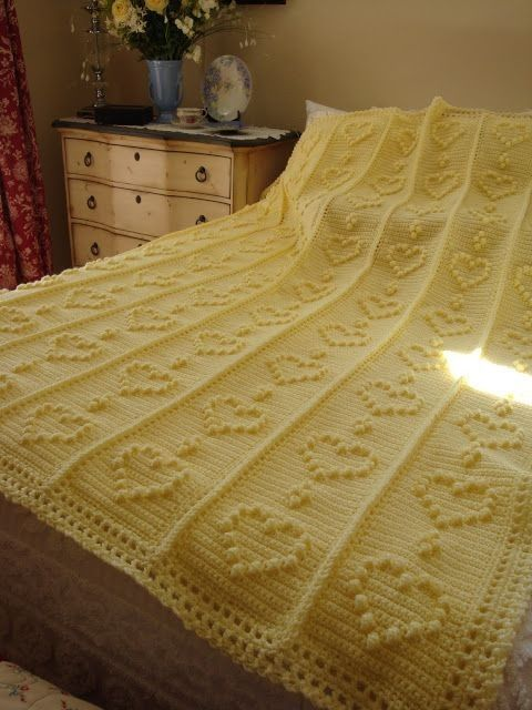 Knitting Pattern For Bobble Blanket : Pinterest   The world s catalog of ideas