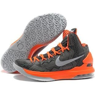 http://www.anike4u.com/ Cheap Kevin Durant Shoes Grey Orange White