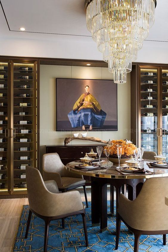 41 Dining Place Decor You Should Already Own Home Decoration Experts Dining Room Contemporary Dining Room Design House Interior