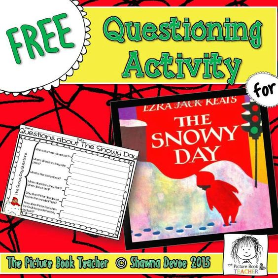 ezra jack keats the snowy day pdf