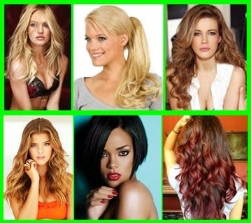 Mode Germany: 2015 Frühjahr/Sommer Haarfarbe Trends  #haar #haarfarbe #haartrends #haarfarbe2015