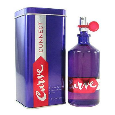 Curve Connect By Liz Claiborne For Women EDT 3.4 Oz