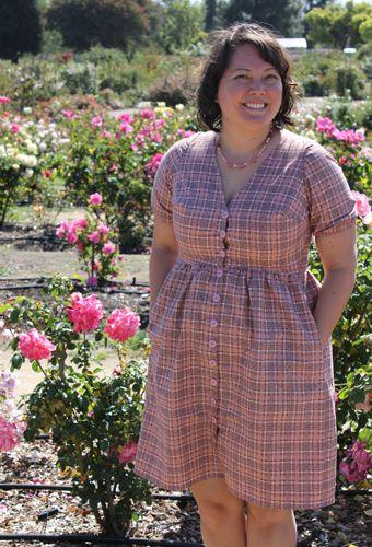darling ranges in pink plaid