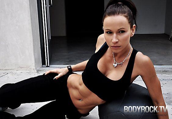 Body Rock home workout: Body Rock TV via Youtube