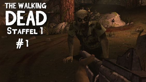 The Walking Dead S01E01 #1 - Ein neuer Tag - Let's Play The Walking Dead